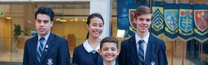 St Andrews Cathedral School Header