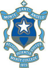 Monte Sant Angelo Mercy College Logo
