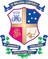 St Josephs College Logo
